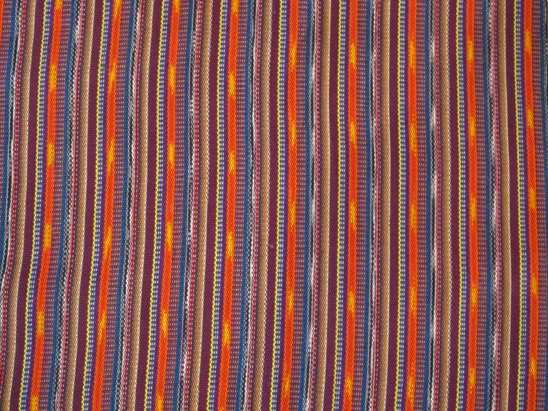 Indigenes Muster Streifen