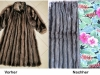 Waschbär-Mantel wird Decke