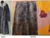 Breitschwanz-Mantel wird Decke